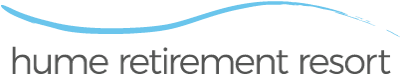 Hume Retirement Resort Retina Logo