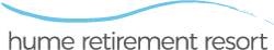 Hume Retirement Resort Logo