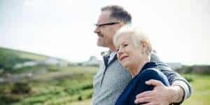 Hume Retirement Resort Rtirement couple